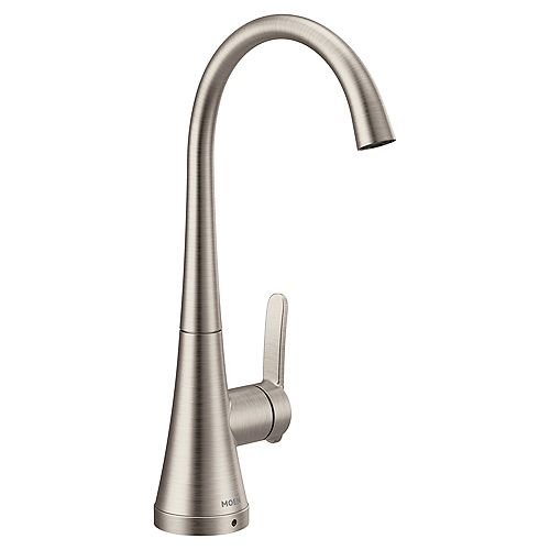 Sinema Single-Handle High Arc Beverage Faucet In Spot Resist Stainless