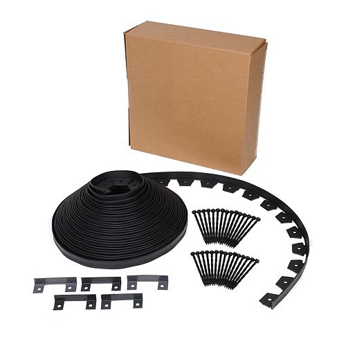 EasyFlex No-Dig Edging Kit - 100 ft.