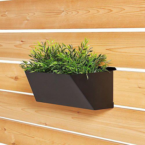 Medium Planter (black)