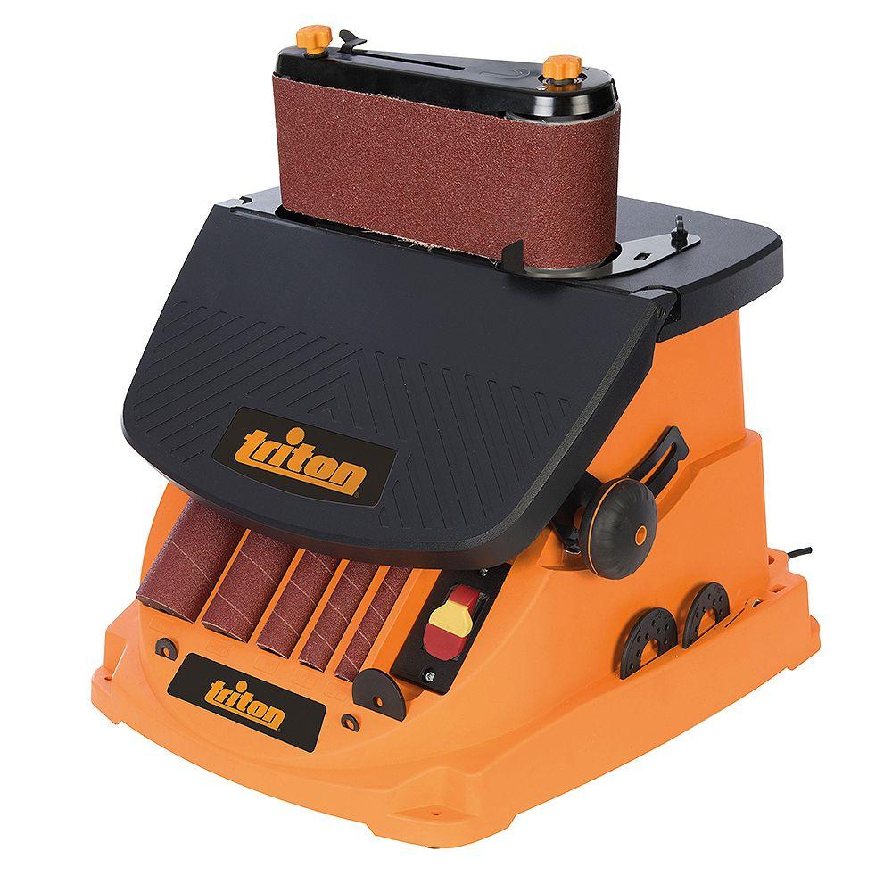 Triton Tools Oscillating Belt & Spindle Sander