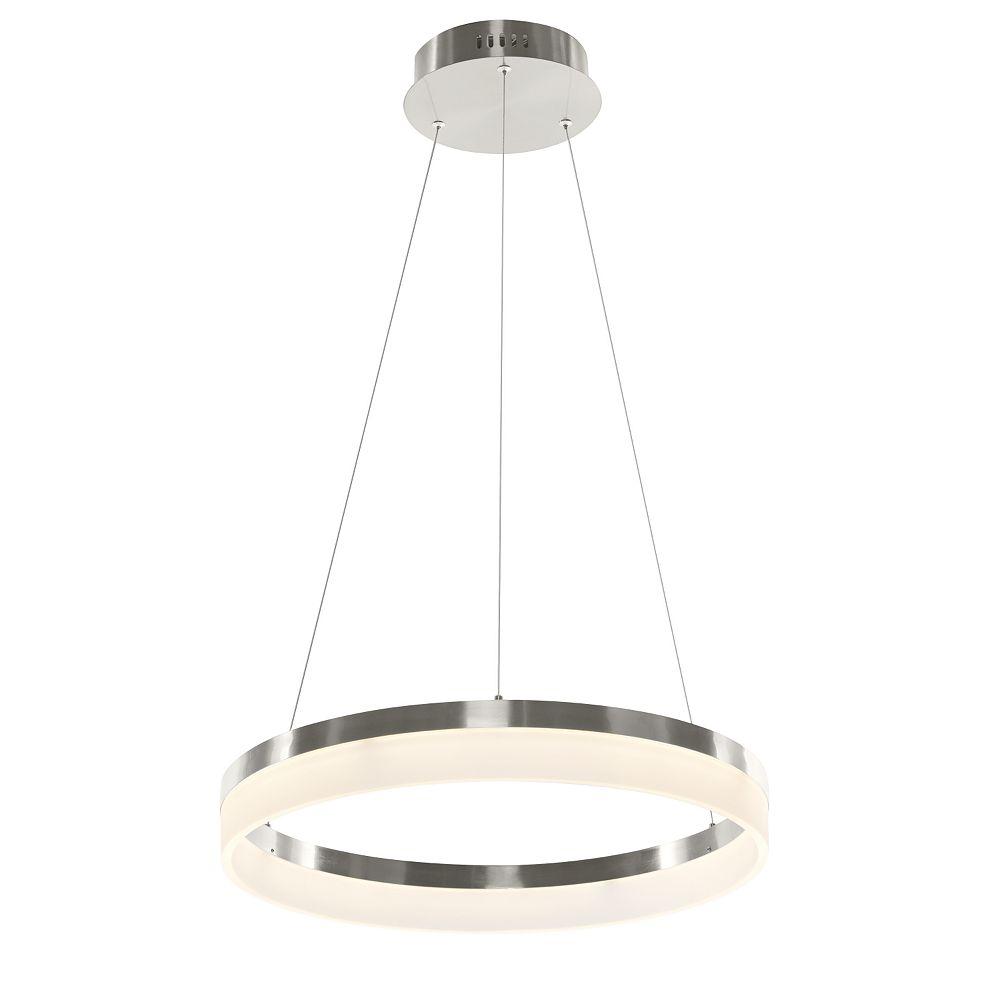 Home 20-inch Halo LED Pendant HM200221-0 BN