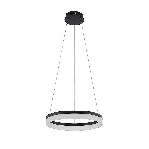 LED Pendentif Noir