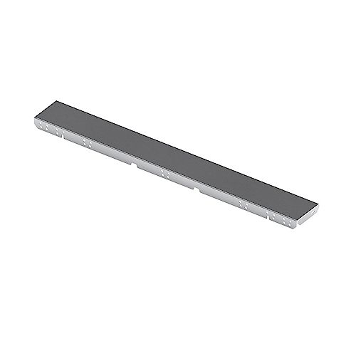 Side Panel Extension Kit for Industrial Style Range, Stainless Steel
