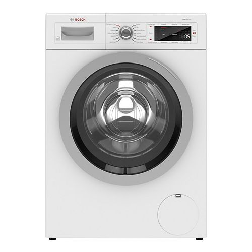 500 Series 24-Inch 2.2 cu.ft. Smart Washer with Home Connect - ENERGY STAR® - Plugs Into Adaptor
