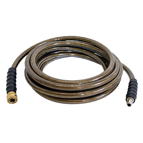 """SIMPSON Monster Hose 3/8"""" x 100' x 4500 PSI Cold Water Replacement/Extension Hose"""