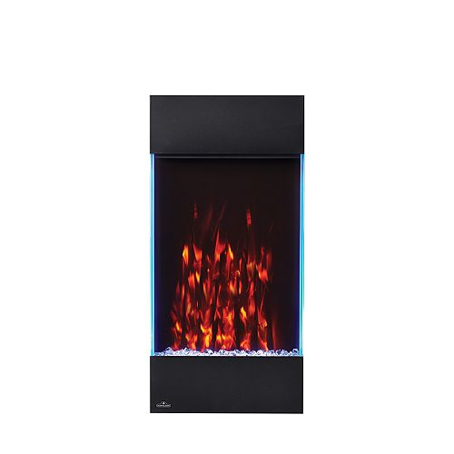 Allure Vertical 32-inch Electric Fireplace
