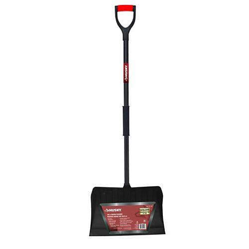 20-inch Snow Shovel Vylon Flex with Wide D Grip Handle