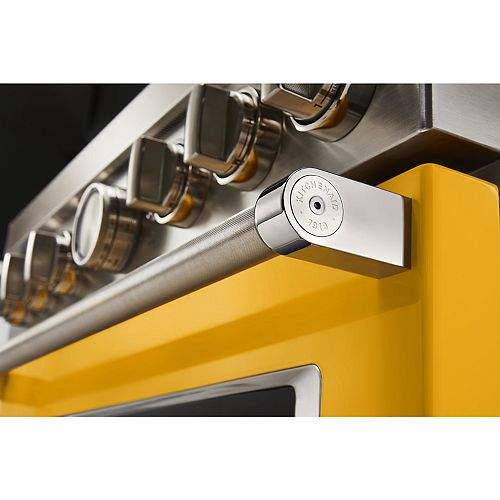 Appliance Handle Medallion Kit in Marscapone