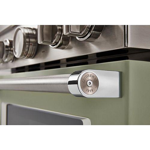 Appliance Handle Medallion Kit in Bronze