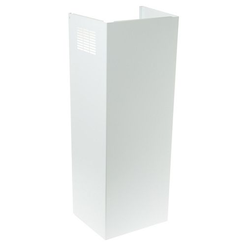 10 ft. Duct Cover Accessory in Matte White