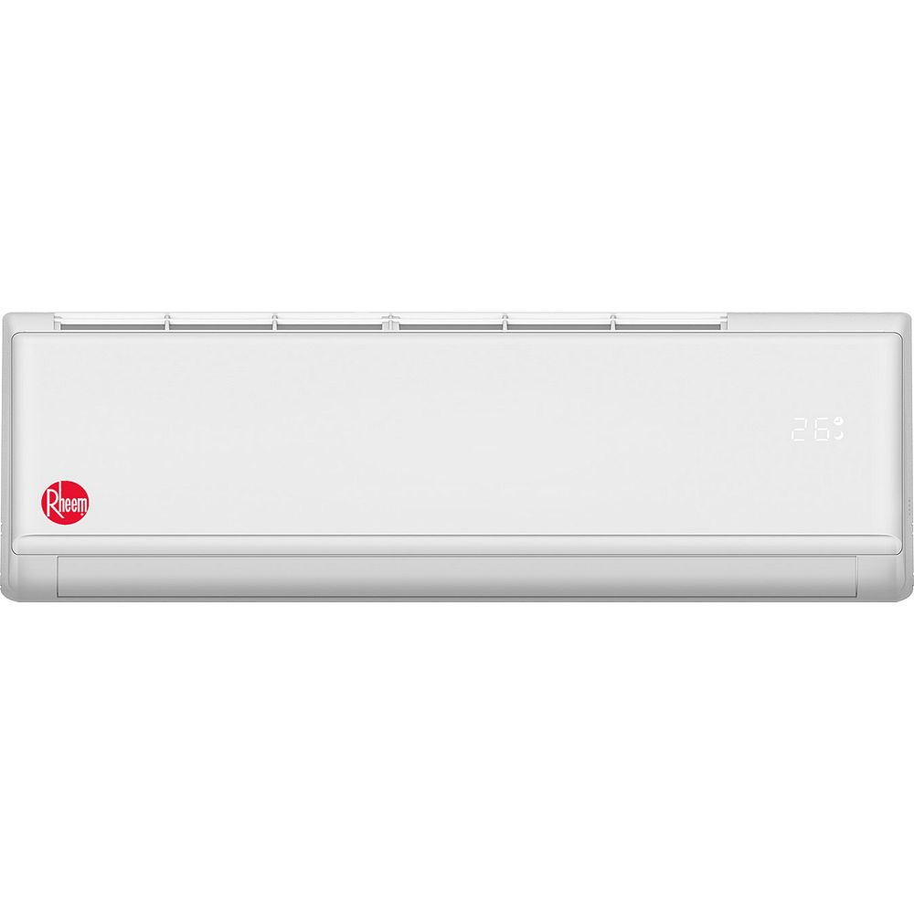 Rheem Mini Split 18,000BTU Single Zone Indoor Wall Mount Air Handler Heater and Air Conditioner