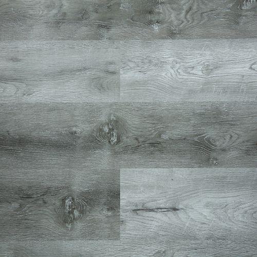 Mono Serra Group 7.08-inch x 48-inch Venice Gray SPC Plank Flooring (28.38 sq.ft / case)