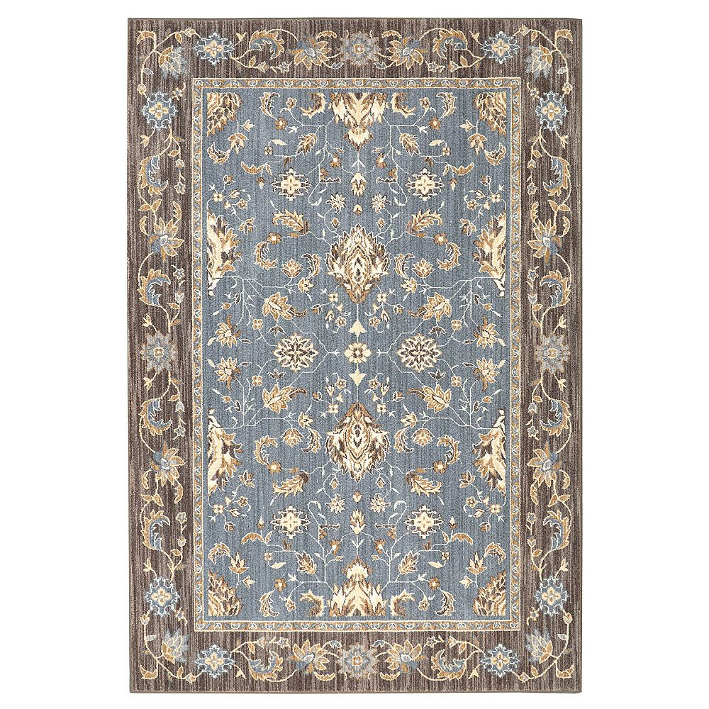Mohawk Home Perfection Sea 3 ft. 5-inch x 5 ft. 2-inch Indoor Area Rug