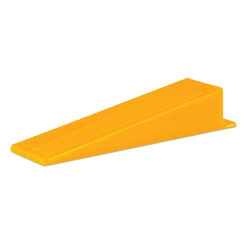 LASH Tile Leveling System, Wedges Part B (100-Pack)