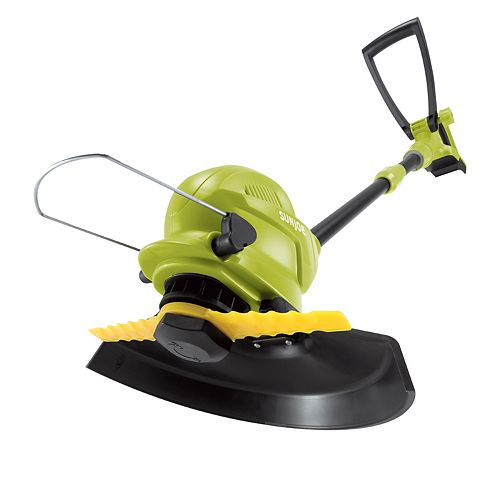 Sun Joe 10 in. 24-Volt Cordless Sharper Blade Stingless Lawn Trimmer (Tool Only)