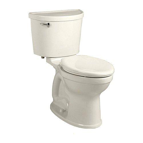 American Standard Champion Pro 2-Piece 1.28 GPF Single Flush Elongated Toilet in Linen