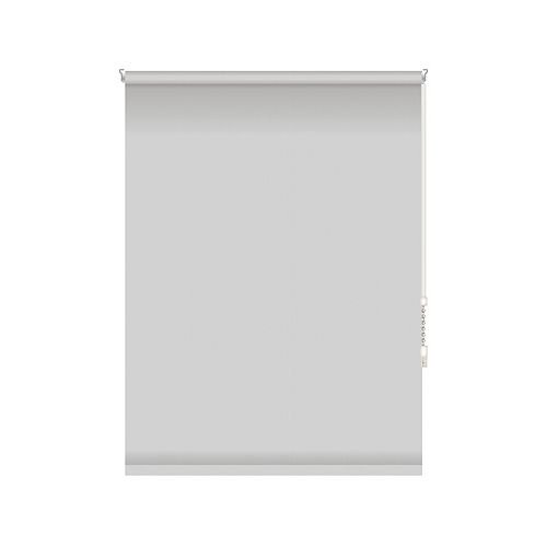 Off Cut Shades Blackout 4ply Vinyl Roller Shade - 52-inch X 102-inch