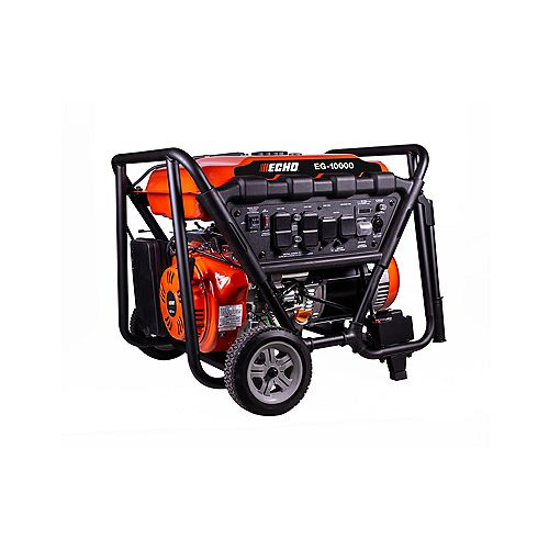 10,000W 420CC GAS GENERATOR WITH AUTOMATIC VOLTAGE REGULATOR AND ELECTRIC START