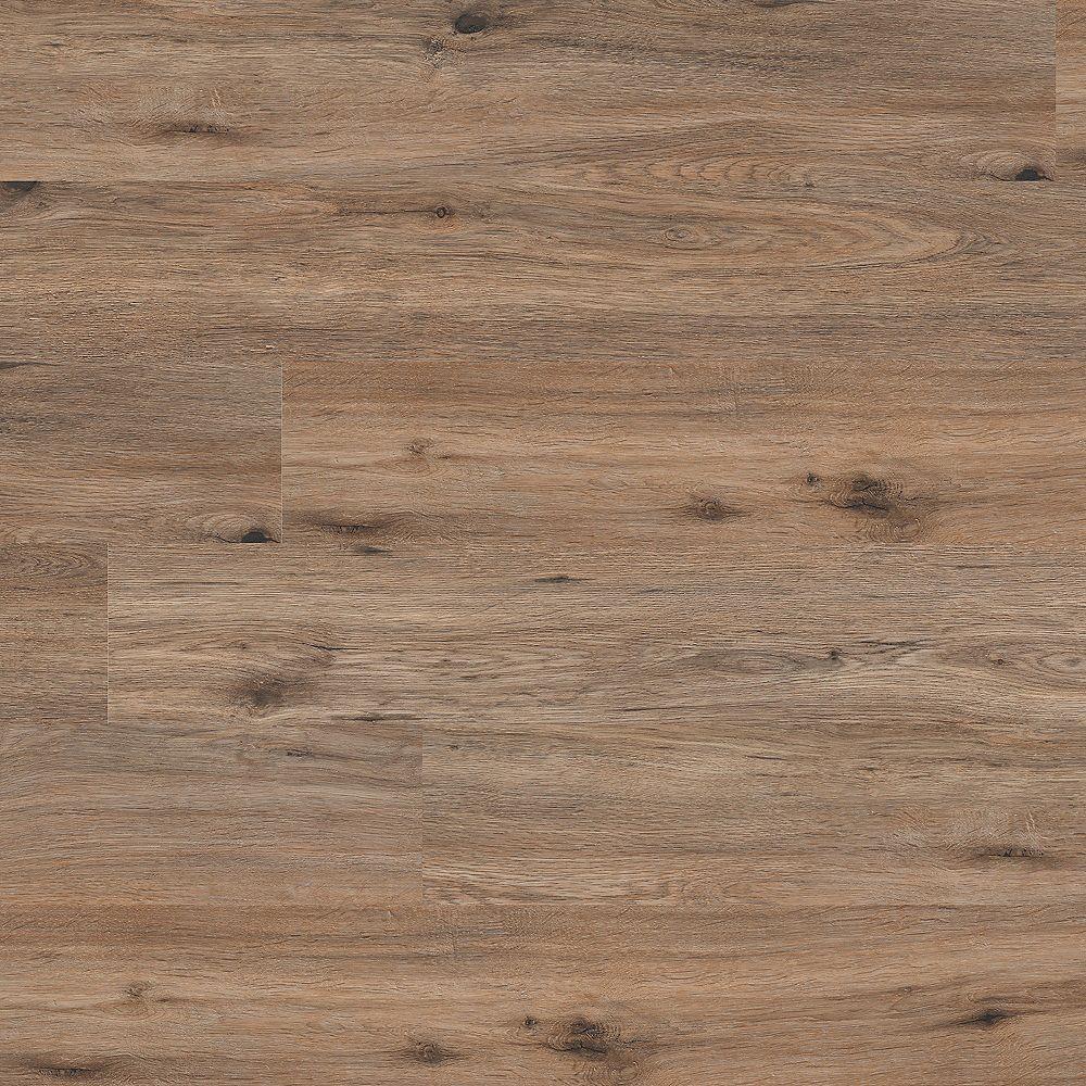 MSI Stone ULC Woodland Forrest Brown 7.13-inch x 48.03-inch Luxury Vinyl Plank Flooring (23.77 sq. ft. / case)