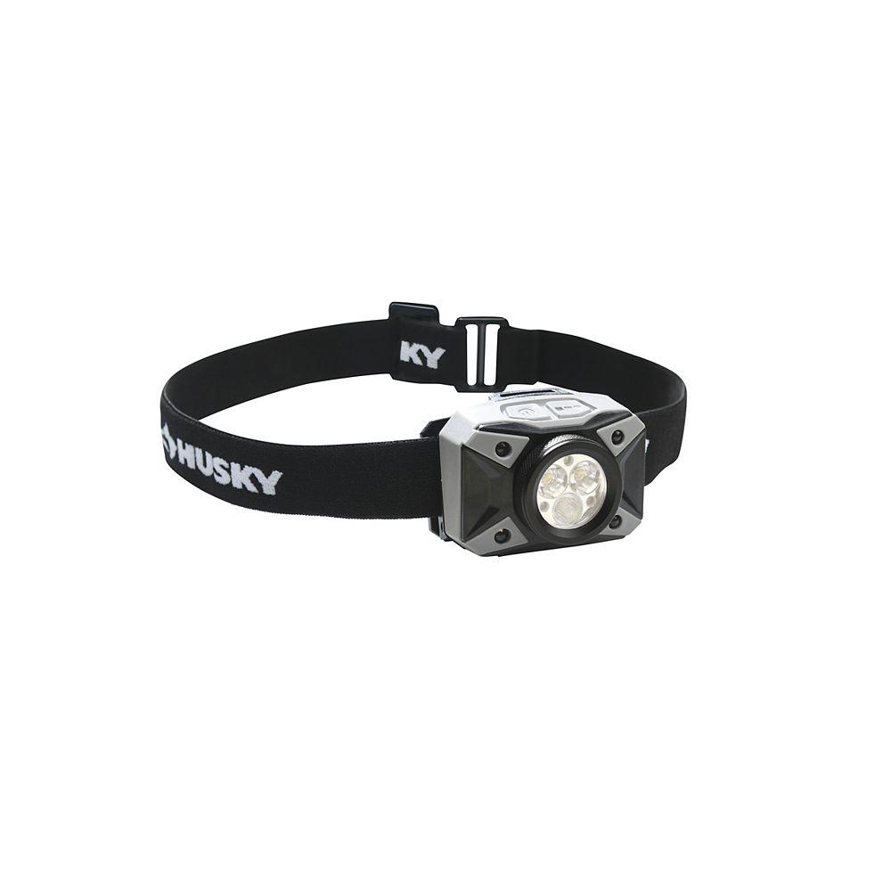 Husky 500 Lumen Dual Beam LED Headlight