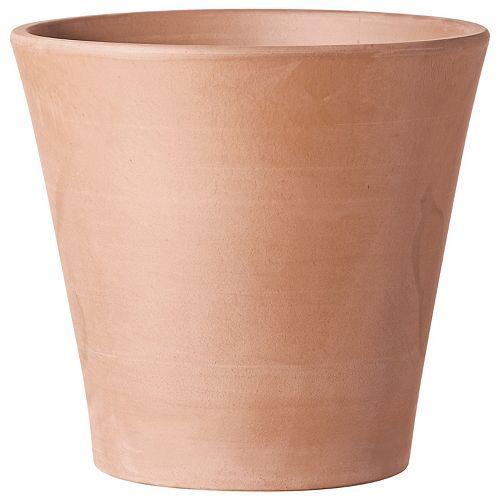 Les Entreprises Marsolais 16 cm Cono Bleached Cover Pot