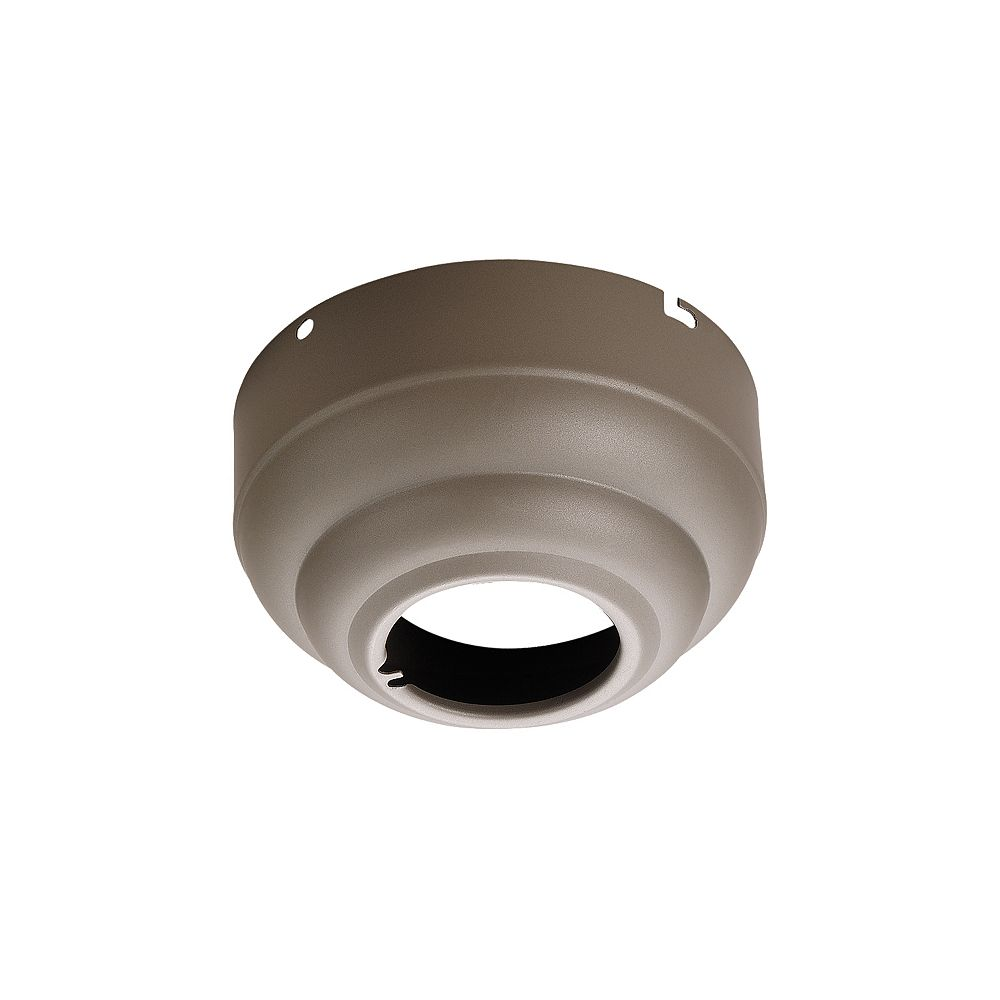 Monte Carlo Fans Titanium Slope Ceiling Adapter The Home Depot Canada