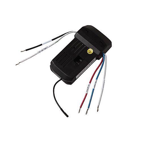 NEO Canopy Mounted 4-Speed Universal Remotive Switch/Receiver