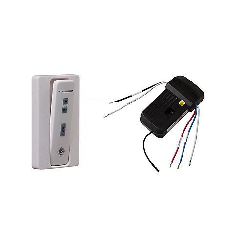 NEO Indoor White Hand-Held Transmitter/Receiver Remote Control