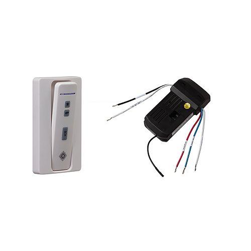 Émetteur et récepteur de commande portatifs (sans fonction dinversion du sens de rotation)