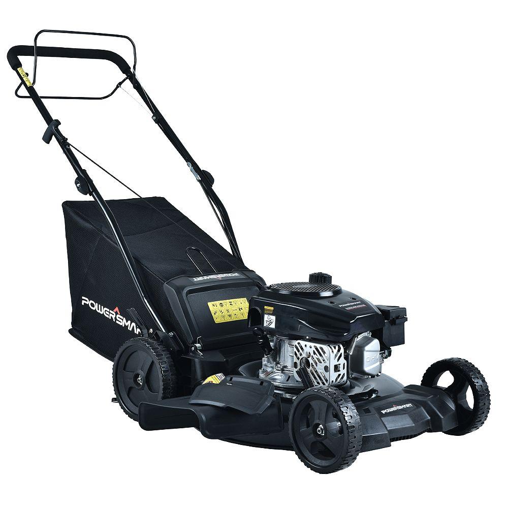 PowerSmart 21 in. 170 cc Gas 3-in-1 Self Propelled Lawn Mower