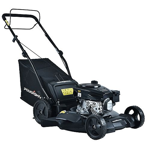 PowerSmart 21 in. 170 cc Gas 3-in-1 Self Propelled Lawn Mower