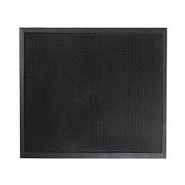 Rubber Pin Heavy Duty Floor Mat (Black)