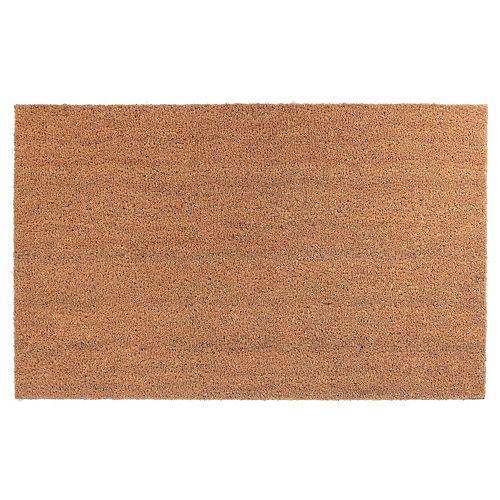 Plain Coir Doormat (18 X 30)