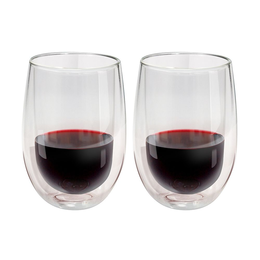 Vinotemp Double Wall Tumblers