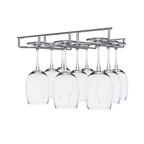 9-Glasses Sectional Wine Glass Hanger