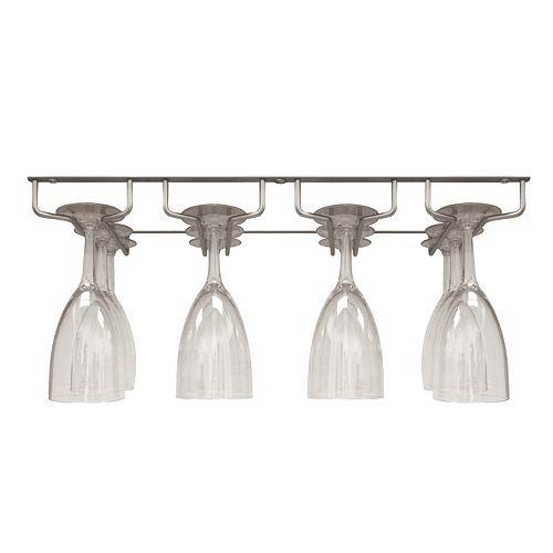12-Glasses Sectional Wine Glass Hanger
