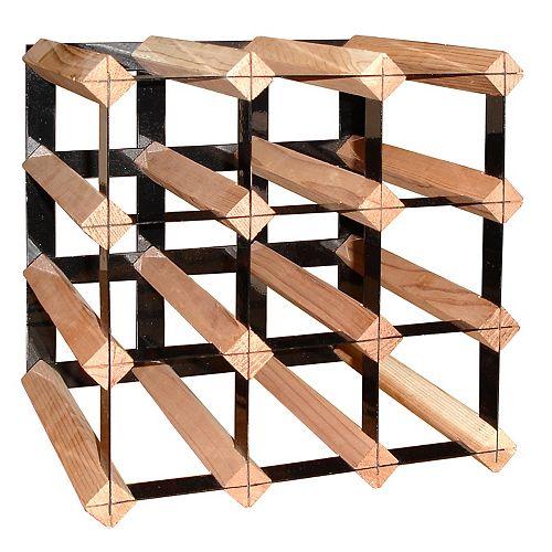 12-Bottle Cellar Trellis Wine Rack