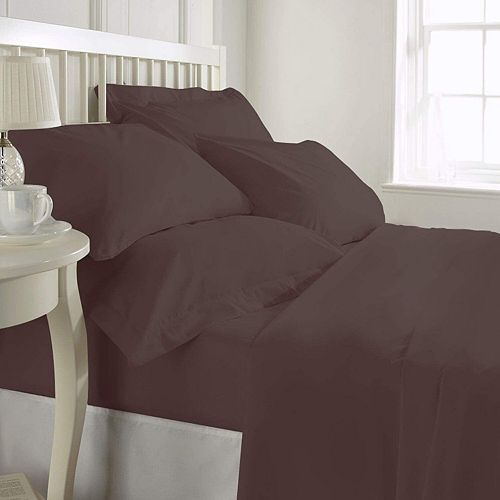 Home Depot Micasa Collections Luxury Hotel Collection 1200TC 100% Pure Cotton Soft Long-Lasting Sheet Set