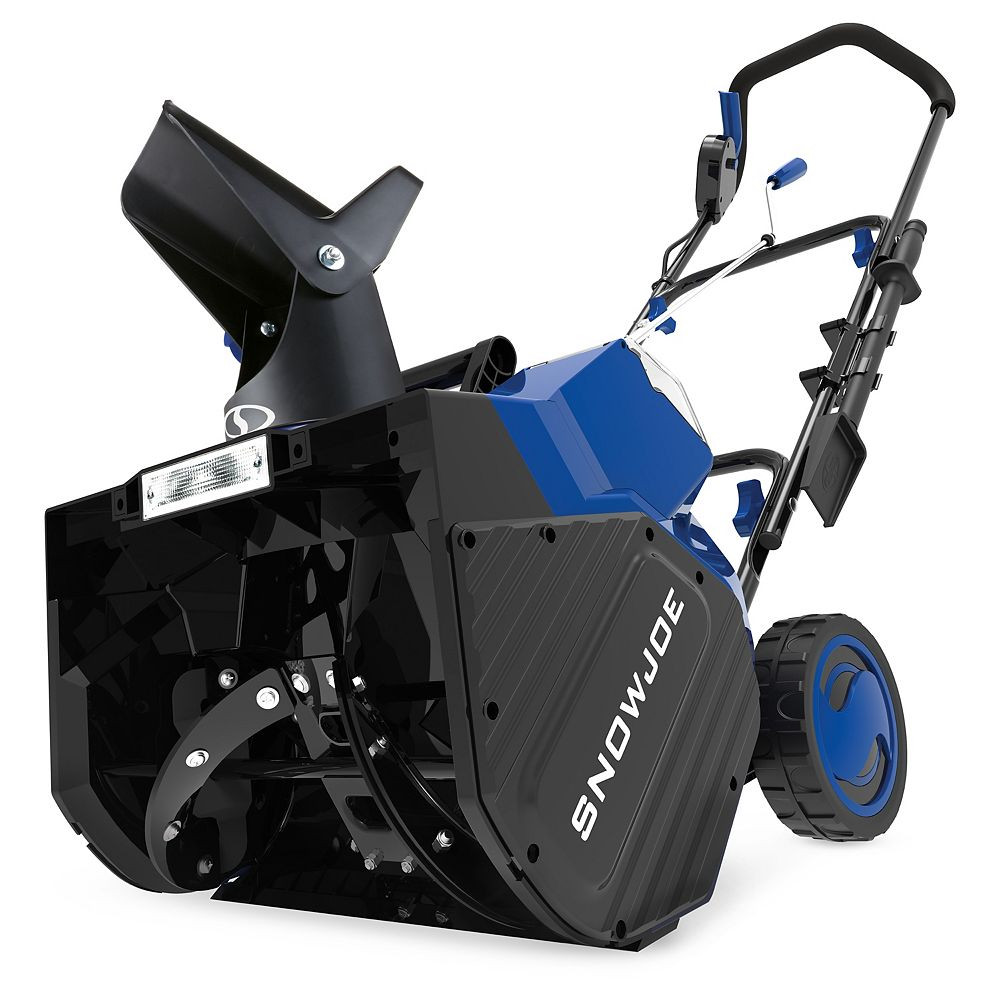 Snow Joe 18-inch 48V Single-Stage Cordless Electric Snow Blower (Tool-Only)