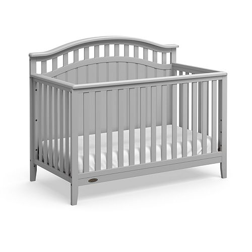 Lit de bébé 4-en-1 Harper de Graco Gris galet