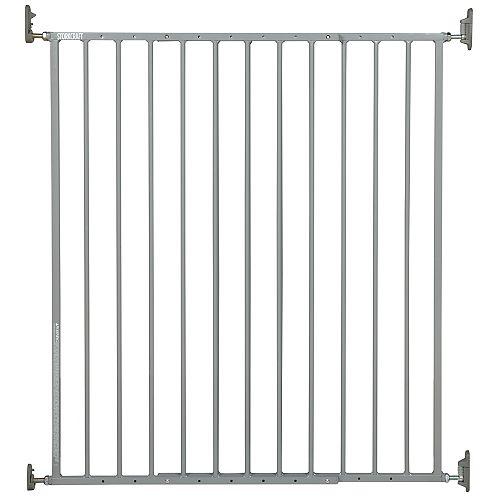 Grande barrière de sécurité Storkcraft en métal Gris