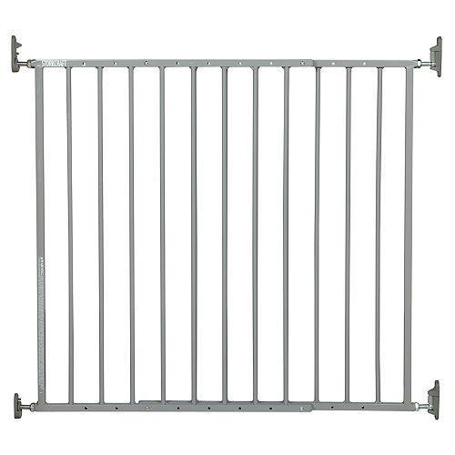 Barrière de sécurité Storkcraft en métal Gris