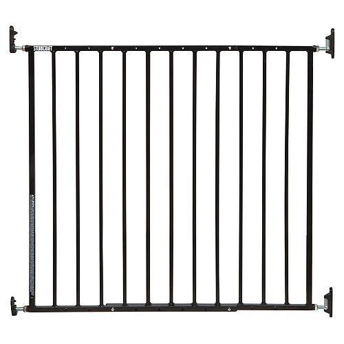 Barrière de sécurité Storkcraft en métal Noir