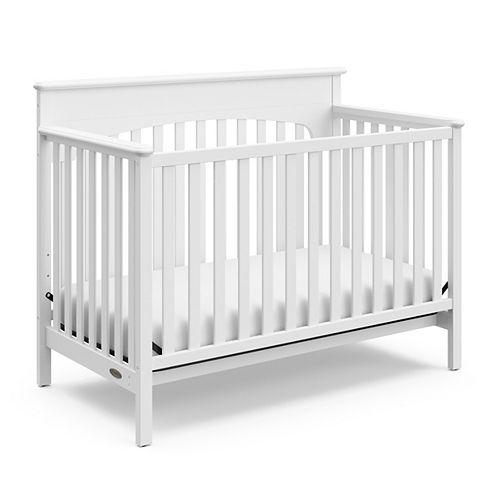 Lit de bébé 4-en-1 Lauren de Graco Blanc