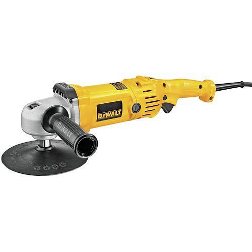 12 Amp 7-inch/9-inch Variable Speed Polisher