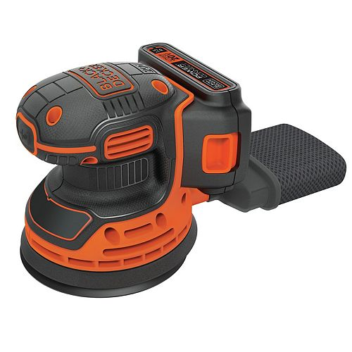 20V MAX Lithium-Ion Cordless Random Orbital Sander with 1.5Ah Battery and Charger
