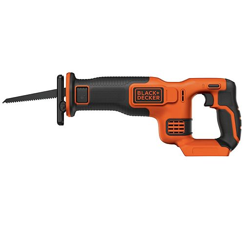 BLACK+DECKER 20V MAX Lithium-Ion Cordless Reciprocating Saw (Tool-Only)