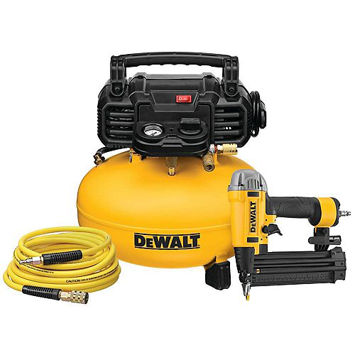 NAILER AND COMPRESSOR COMBO KIT