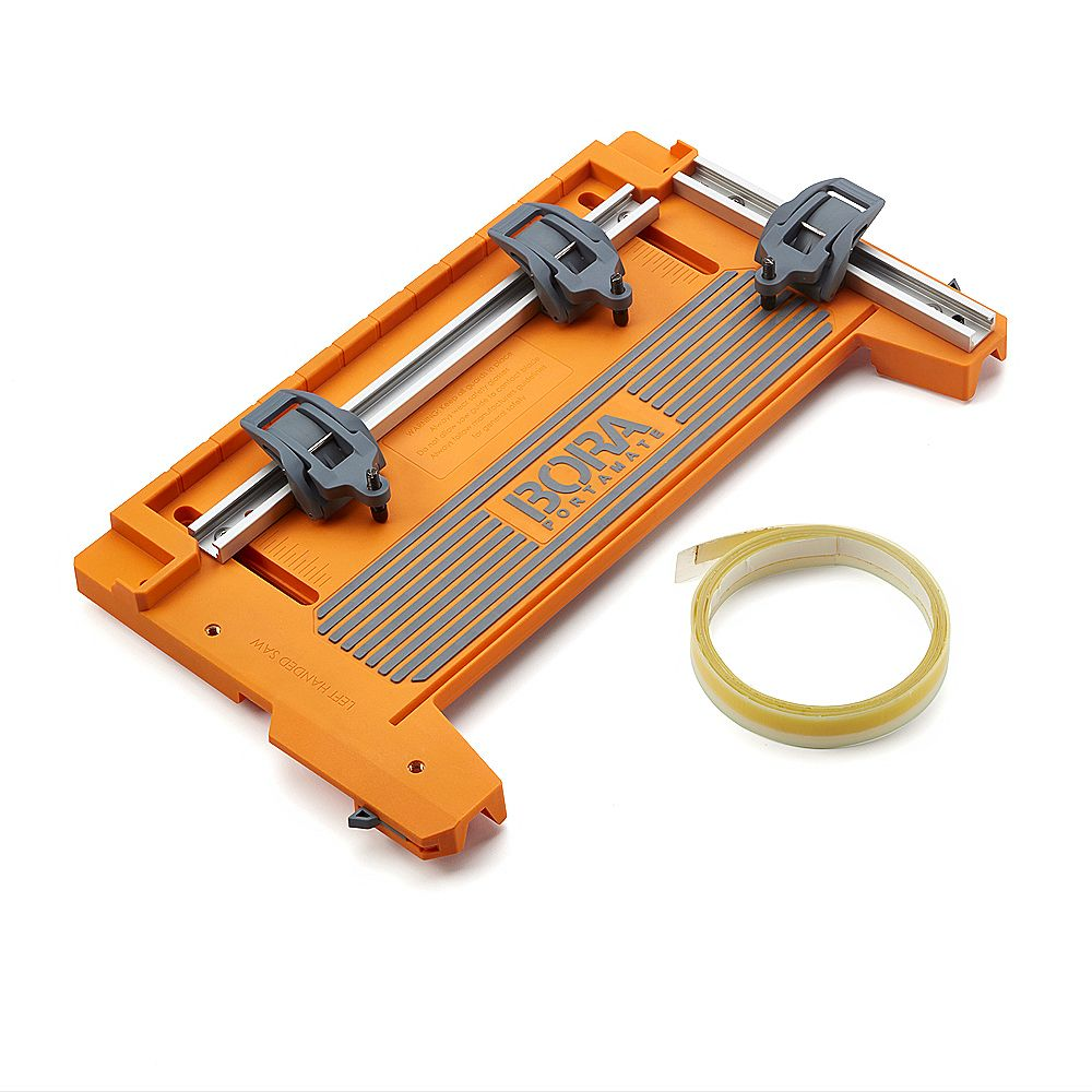 Bora NGX Saw Plate with Non-Chip Strip