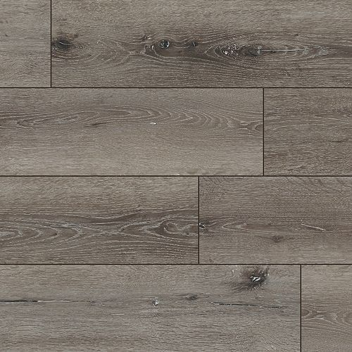 3.4 mm Waterproof Rocky Hills Gray 6-inch x 36-inch Rigid Core Luxury Vinyl Plank Flooring (23.95 sq. ft. / case)